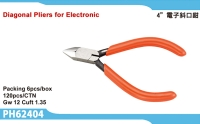 Diagonal Pliers for Electronic