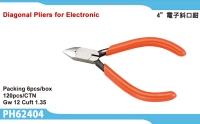 Diagonal Pliers for Electronic