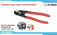 European-type Cable Cutters