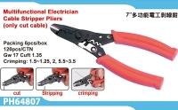 Multifunctional Cable Stripper