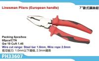 Linesman Pliers (European handle)