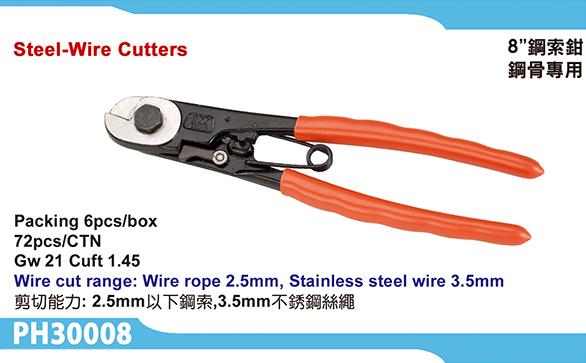 Steel-wire cutters