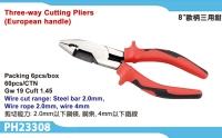 Three+way Cutting Pliers (European Handle)
