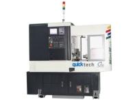 Cens.com Sliding Headstock Automation CNC Lathe QUICK-TECH MACHINERY CO., LTD.