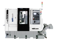 CNC turning and milling complex lathe