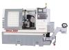 此款为8轴连动加工双程式系统的机械,内外径可同步加工