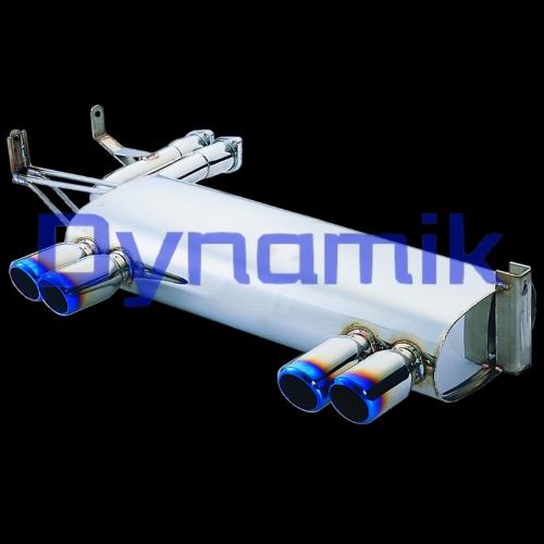 E46 M3 Performance Muffler