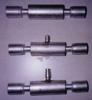 Hose Fitting AL/Crimp Type