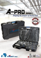 Cens.com Hand tool kits A-KRAFT TOOLS MANUFACTURING CO., LTD.
