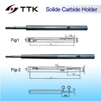 Solid Carbide Draw-Out Extension Collet Holder