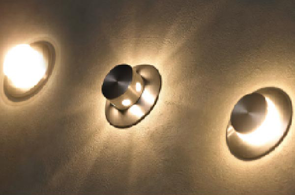 嵌入式灯具