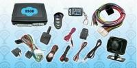 2 way remote starter car alarm system