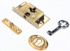 Humidor Box Lock, Jewel Box Lock, Wooden Box Lock