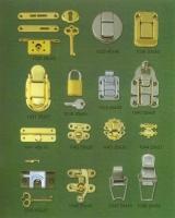 Mortise lock, Humidor Box Lock, Jewel Box Lock, Wooden Box Lock