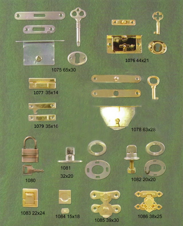 Wooden Box Lock
