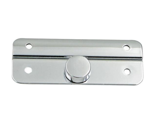 樂器盒鎖, 雙開鎖, 盒前扣