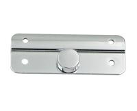 乐器盒锁, 双开锁, 盒前扣