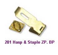 Hasp & Staple