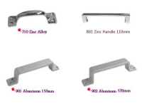 Zinc Handle, Aluminum Handle