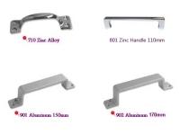 Zinc Handle, Aluminum Handle
