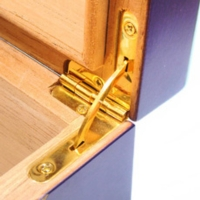 Humidor Hinge, Quadrant Hinge, Small Box Hinge, Flap hinge, Butt Hinge, Mini Brass Cylinder Hinge