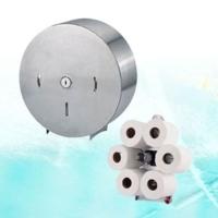 Jumbo Roll & Toilet Tissue Dispenser