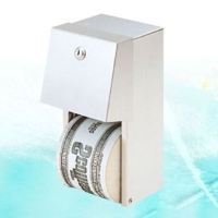 Jumbo Roll & Toilet Tissue Dispenser
