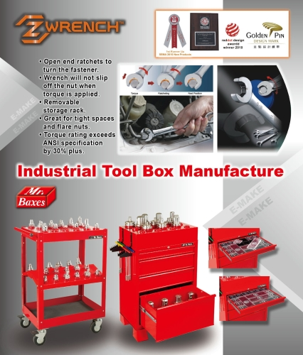 Roller Wagon/Tool Boxes