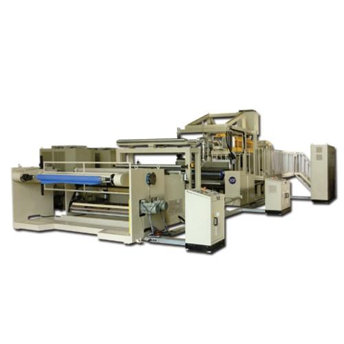 PEVA 壓紋布製造機