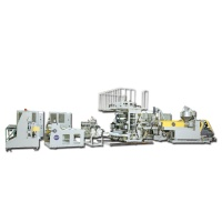 Three-Layer Extrusion Sheet-Making Machine