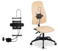 2IN1 Adjustable Lumbar Support Mechanism