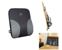 2in1- 4 Way-Adjustable Lumbar Cushion