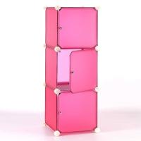 3 Cell 3 Door Cabinet