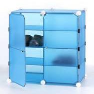 4 Cell 2 Door Cabinet