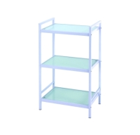 3-tier Aluminum-alloy Glass Rack
