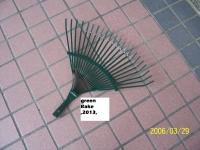 Cens.com steel  green  Rake CHENJOHN INDUSTRIAL CO., LTD.