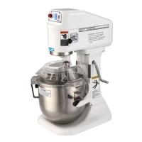 Planetary Mixer 8 Liter