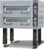 Two deck four tray electric oven