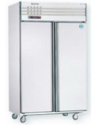 2-Door upright freezer