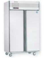 2-Door upright freezer