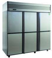 6-Door upright freezer