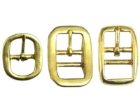 SOLID BRASS BUCKLES