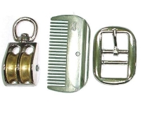 ZINC DIE CAST BUCKLES AND ALUMINUM ALLOY PRODUCTS