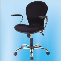 OA chair seat mechanism