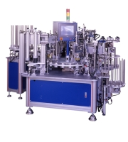 Automatic cylinder assembly machine
