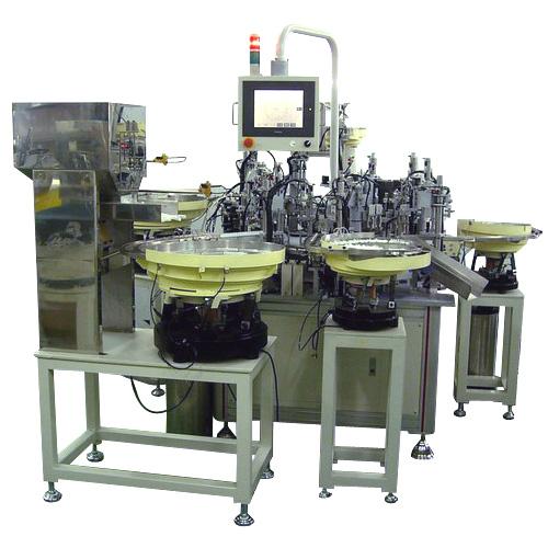 Automatic Picks The Blood Assembly Machine