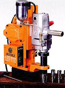 全自動攜帶式磁性高速鑽孔機