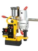 H型鋼攜帶式磁性高速鑽孔機