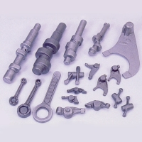 Forged Parts/Forging Parts/Auto And Motorcycle Air Intake And Exhaust Systems/Automotive Exhaust Par