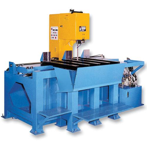 Vertical Type Band Saw Machine